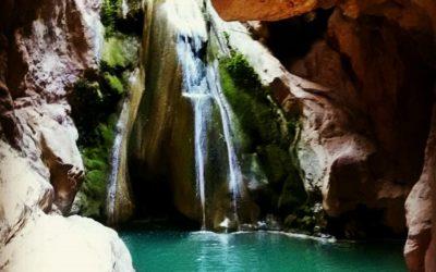 Cascada del Bercolón. Foto de Alfredo Rubio Rubio, autor deformajardin.es