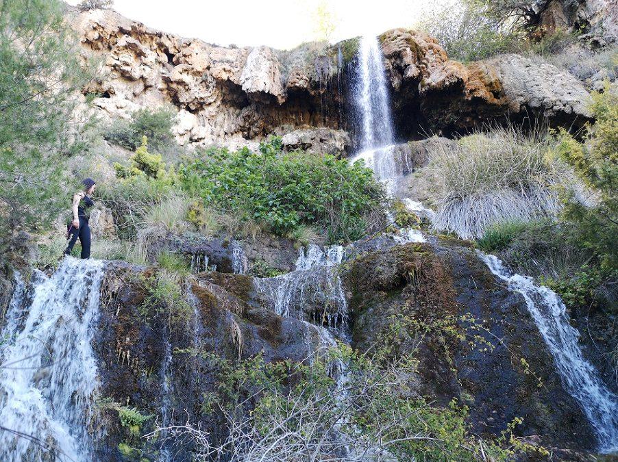 El Chorrero y las Cuevas de la Garita, la joya natural de Chera