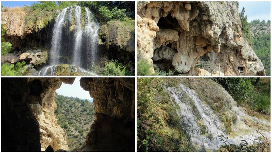 Chorrero y Cuevas de la Garita