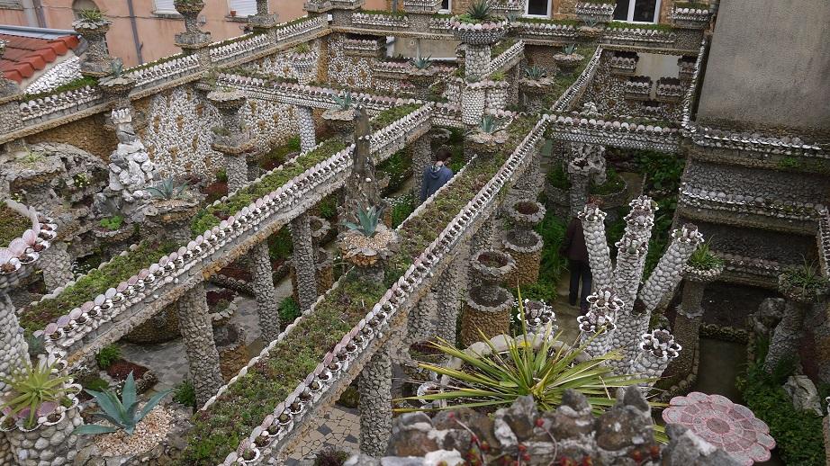 El Jardín de Rosa Mir, un jardín valenciano secreto declarado patrimonio francés en Lyon