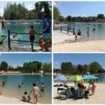 El lago de Playamonte, una preciosa playa de interior en Navarrés