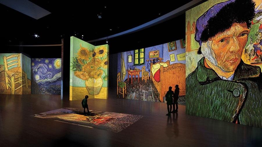 La exposición multimedia más visitada del mundo llega a la Comunidad Valenciana