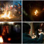 Agullent celebra laNit de les Fogueretes, la romería nocturna más antiguade las tierras valencianas