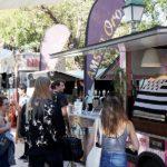 Regresan los foodtrucks del Amstel Valencia Market al antiguo cauce del río Turia