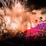 El gran festival de los 90 con Piromusical de Caballer regresa en 2019 a la Marina de Valencia