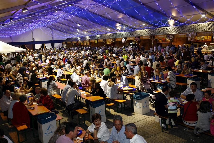 MarisGalicia, la gran fiesta del marisco, abre por fin sus puertas en Valencia