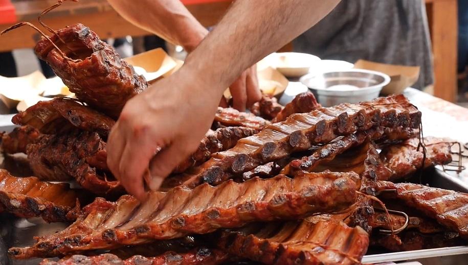 Llega a la Marina de Valencia Meat Carnival, el mayor festival de la carne y brasas de España