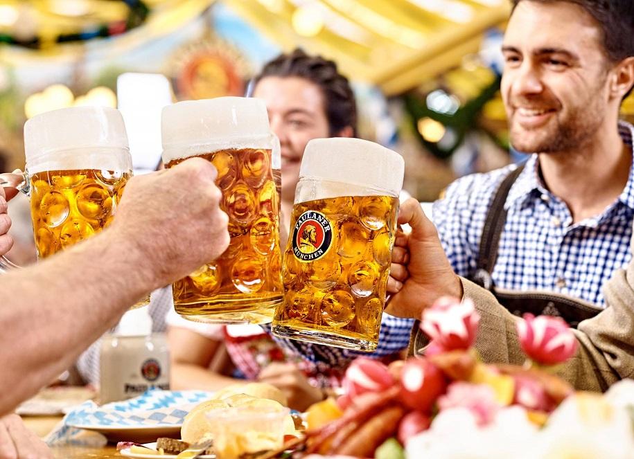 Llega a la provincia de Valencia la primera Oktoberfest Oficial de Paulaner