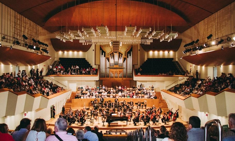 Conciertos gratuitos el 5 y 7 de octubre en el Palau de la Música