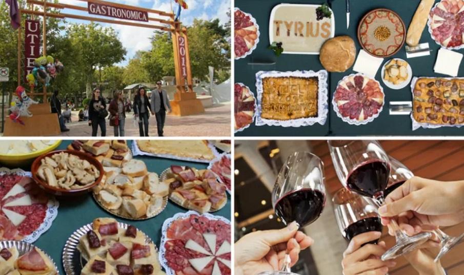 La gran Feria Utiel Gastronómica 2018 se celebra el fin de semana del 19 al 21 de octubre