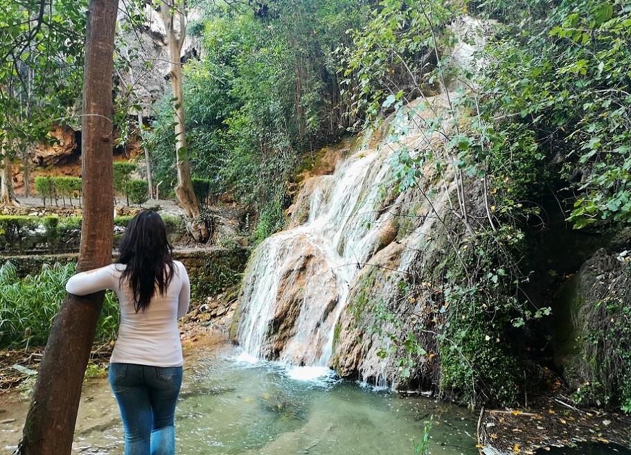 La Floresta, un precioso parque natural y urbano en Viver