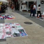 El Top Manta será regulado en Valencia con espacios habilitados y la promoción de cooperativas
