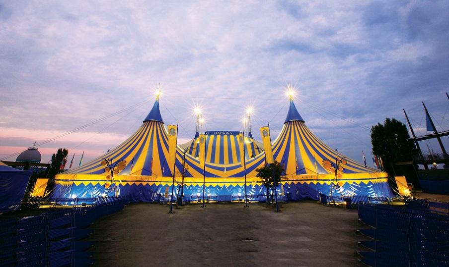 El Circo del Sol vuelve a Valencia