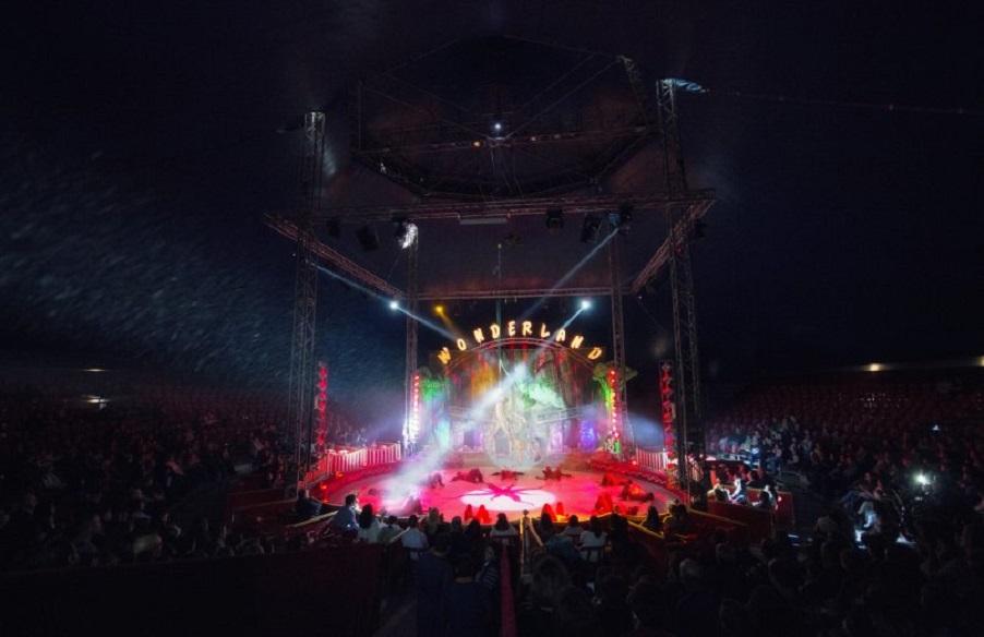 Circos de Navidad en Valencia