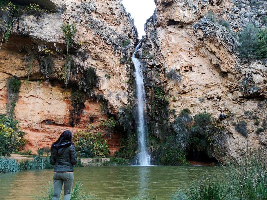 Se prohíbe el baño y el uso lúdico en la Cueva Turche de Buñol