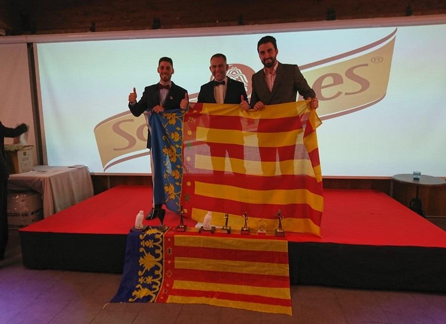 Tres valencianos proclamados campeones de España de coctelería
