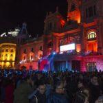 Así será la fiesta de Nochevieja en la plaza del Ayuntamiento de Valencia