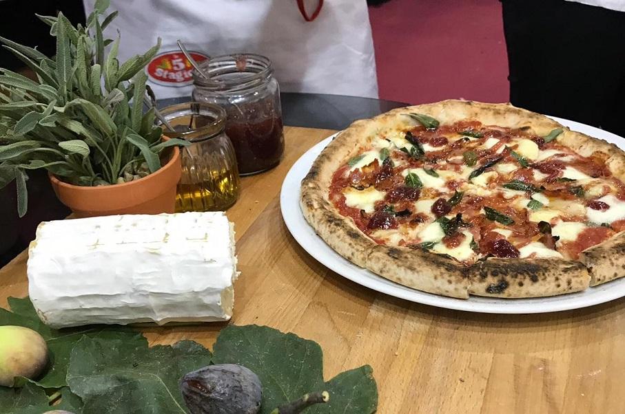 La mejor pizza de la Comunitat Valenciana se cocina en Il Cortile de La Cañada