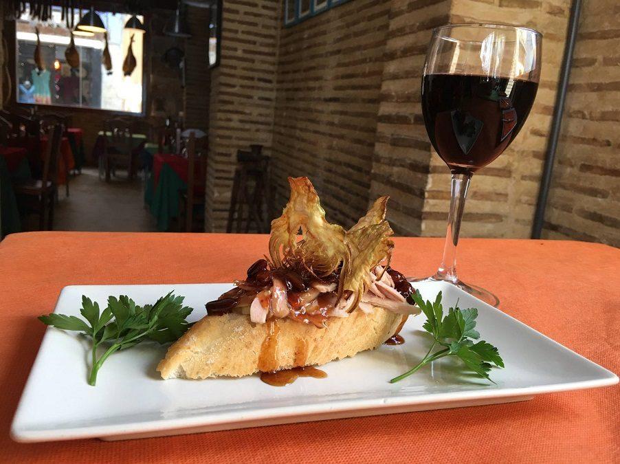 Vinos, tapas y humor en más de 35 restaurantes de la ciudad de Valencia