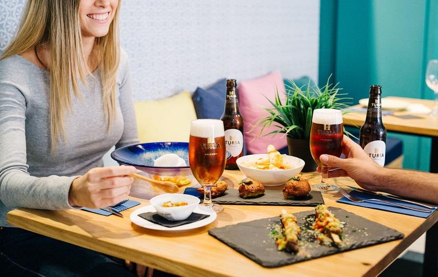 Productos de la huerta valenciana en 24 restaurantes de Valencia con Turia Gastro Urbana 2018