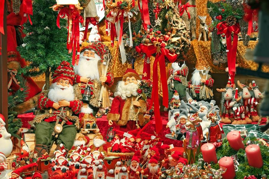 Mercados y ferias de Navidad en Valencia en diciembre de 2018