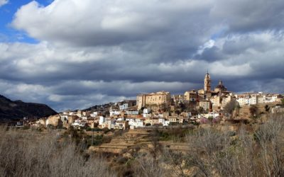 Chelva, elegida una de las maravillas rurales de España