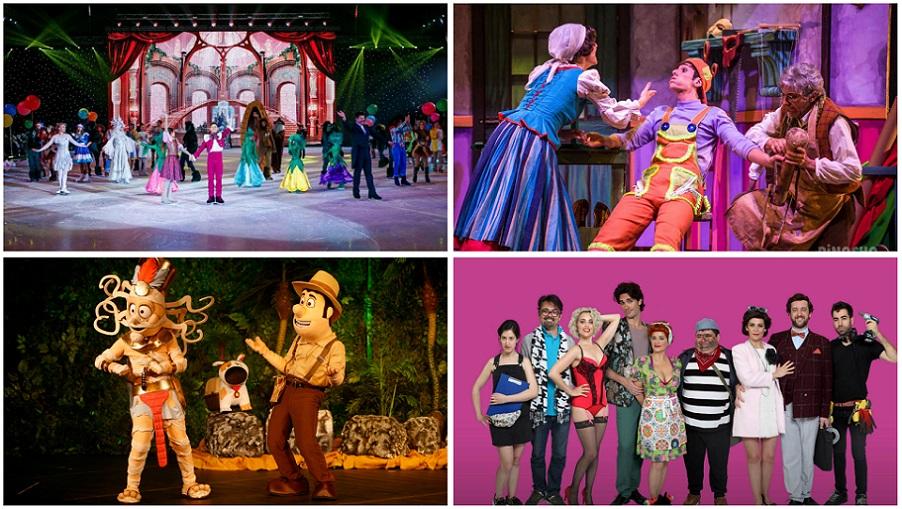 El Teatro Olympia y el Teatre Talia preparan una gran programación familiar de Navidad