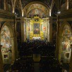 La preciosa Iglesia del Patriarca acoge el tradicional concierto GRATUITO del Retaule de Nadal