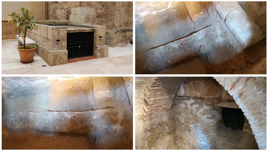 La espina del circo romano de Valencia se abre al público para ser visitable