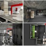 Abre en Valencia el primer box de entrenamiento de España dentro de unos grandes almacenes
