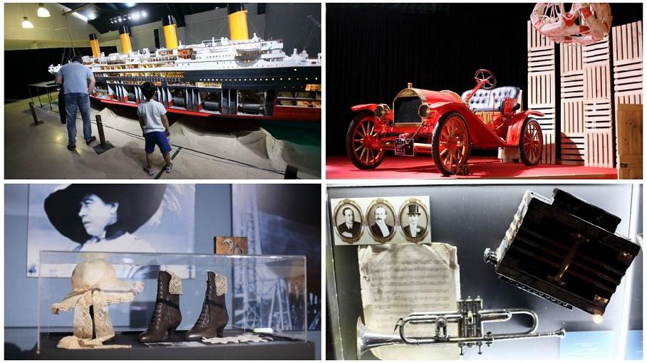 Llega a la Comunitat Valenciana una de las mejores exposiciones del mundo sobre el Titanic