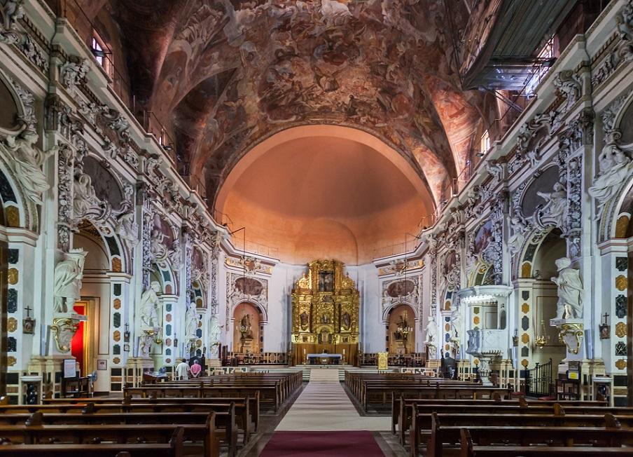 La Iglesia de los Santos Juanes de Valencia será restaurada por la Fundación Hortensia Herrero
