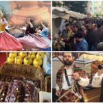 Regresa el tradicional mercado de San Blas al barrio de Ruzafa de Valencia