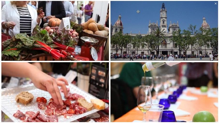 La plaza del Ayuntamiento de Valencia se llenará de productos de la Comunitat Valenciana en febrero