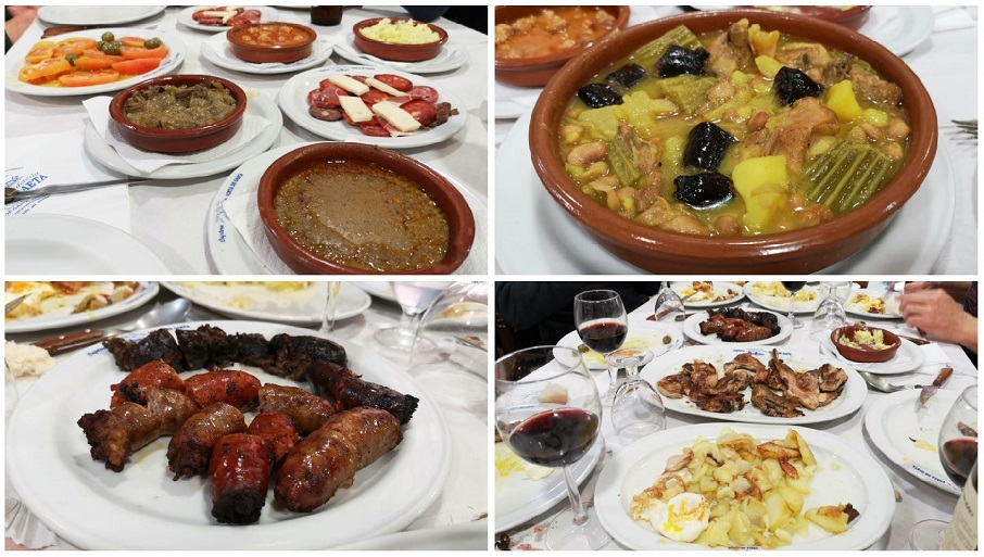 Restaurante Venta de Gaeta, lugar de obligada peregrinación gastronómica