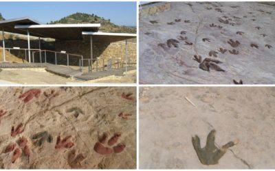 La ruta de las icnitas, tras las huellas de dinosaurios en la Comunidad Valenciana