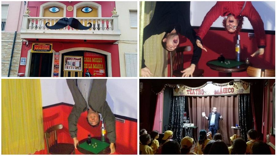 La Casa Museo de la Magia de Polinyà de Xúquer, un museo dedicado a la magia