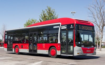 La EMT ofrece un abono especial para Fallas con viajes ilimitados a un precio único de 10 euros