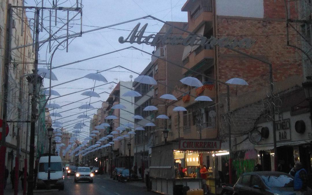 Encendido de luces Fallas 2019 – horarios de las principales calles iluminadas en las Fallas 2019
