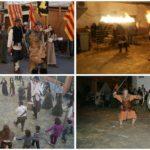 Quesa celebra la fiesta de La Reserva 2020 con una gran recreación histórica y mercado de época