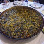 Paella de Fetge de Bou