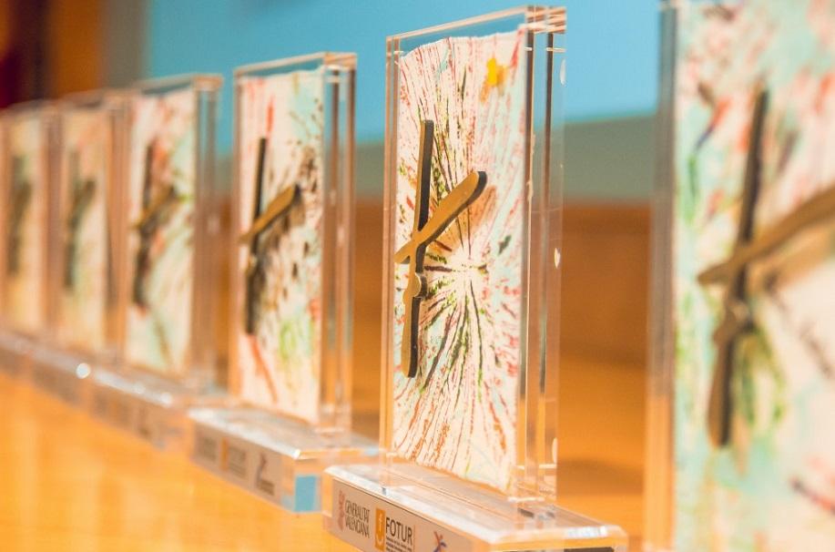 Valencia Bonita recibe un premio por su labor y apoyo al turismo de la Comunitat Valenciana