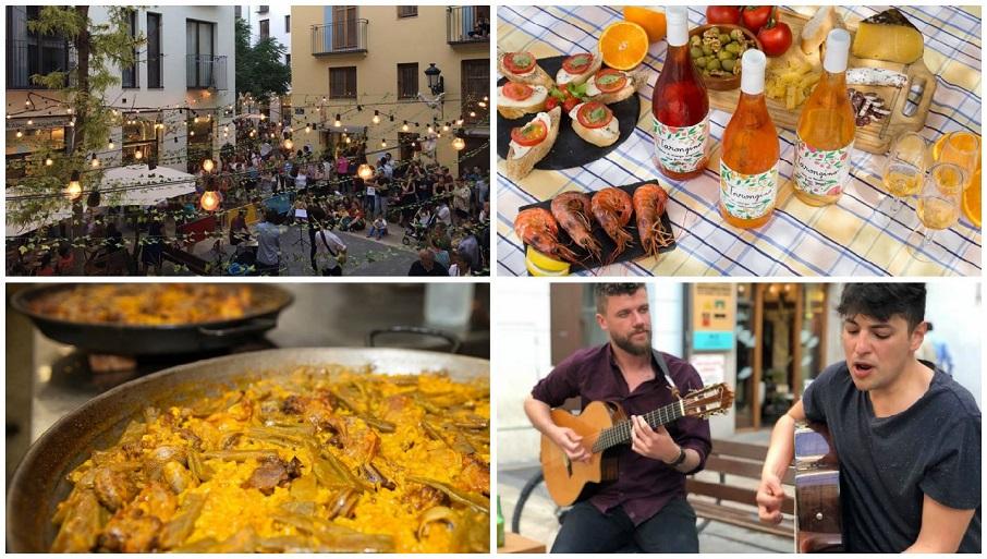 Lo mejor de la gastronomía y bodegas valencianas llega a Tapinería con el Valencia FEST