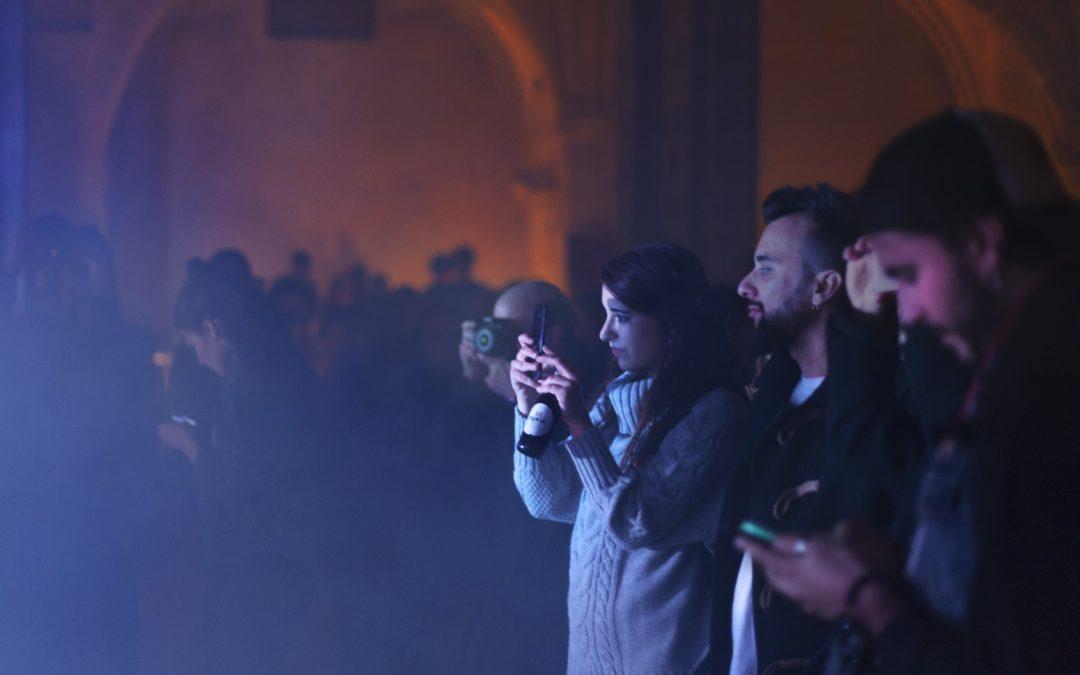 Cerveza Turia inaugura las Fallas con un gran espectáculo de luces y sonido en La Nau