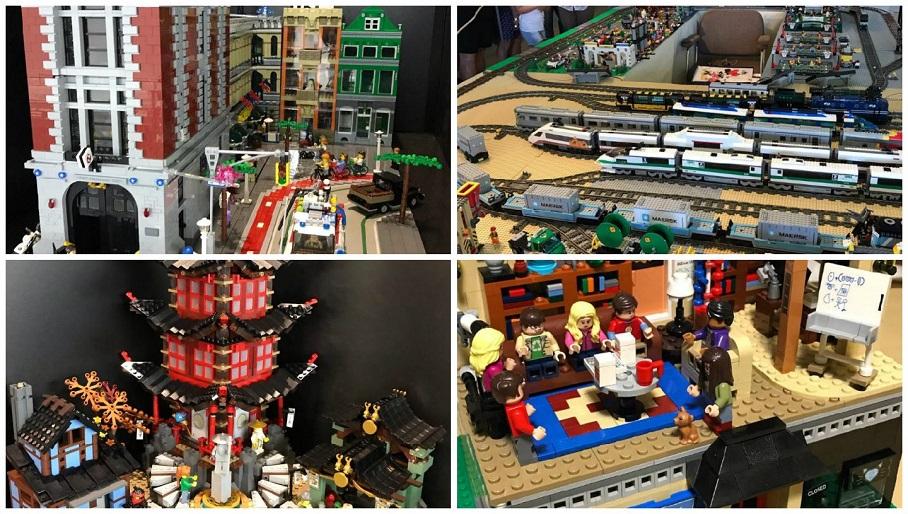 Los fans de Lego tienen una cita con la próxima gran exposición que habrá en Picassent
