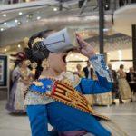 Valencia planta la primera falla en realidad virtual de la historia
