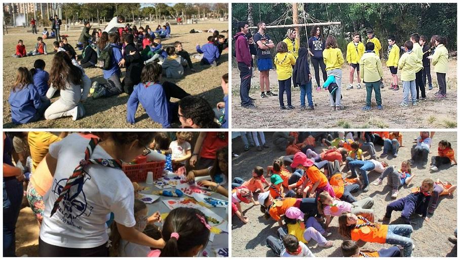 Festival del Escultismo de Valencia, una jornada de actividades GRATUITAS para toda la familia