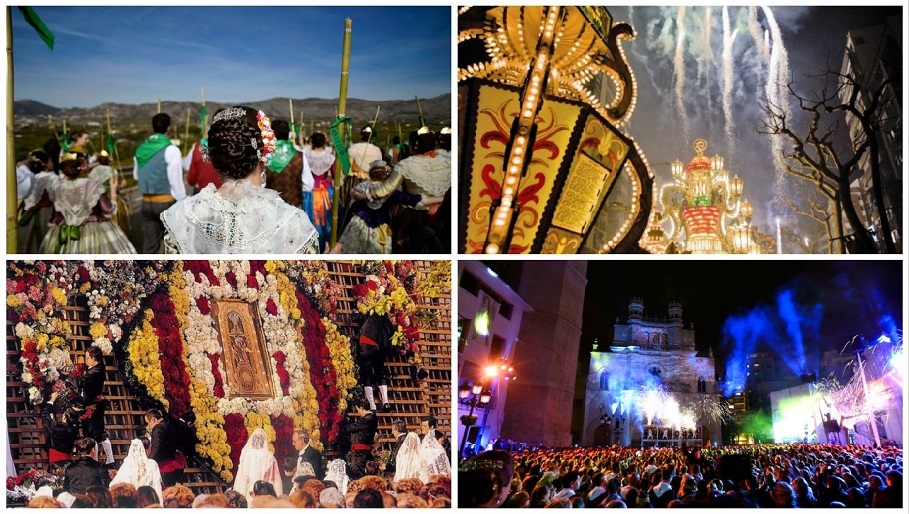 Fiestas de la Magdalena 2019, las fiestas mayores de Castellón, del 23 al 31 de marzo