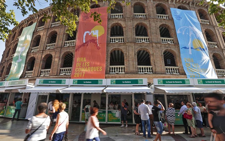 Regresa la Fira de les Comarques 2019 a la plaza de Toros de Valencia