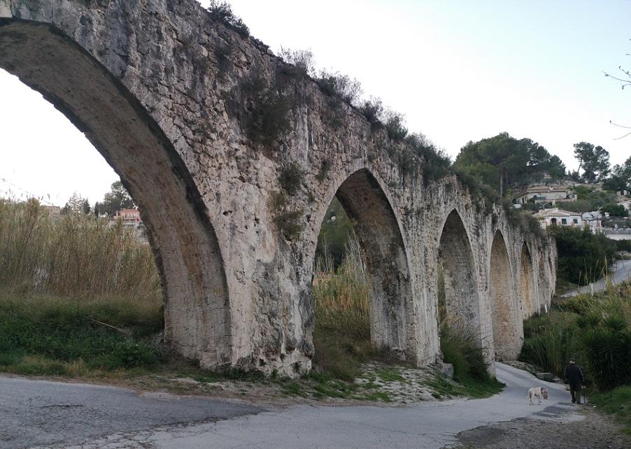 Les Arcadetes d'Alboi, una joya del patrimonio valenciano digna de visita